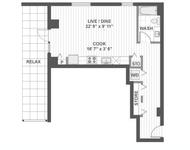 Studio, Dearborn Park Rental in Chicago, IL for $2,042 - Photo 1