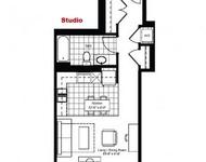 Studio, Fulton River District Rental in Chicago, IL for $1,547 - Photo 1