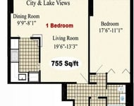 1 Bedroom, Grant Park Rental in Chicago, IL for $1,831 - Photo 1