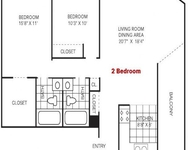 2 Bedrooms, Gold Coast Rental in Chicago, IL for $2,787 - Photo 2