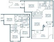 3 Bedrooms, Miramar Rental in Miami, FL for $2,065 - Photo 1
