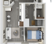1 Bedroom, Downtown Boston Rental in Boston, MA for $2,598 - Photo 1
