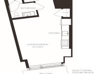 Studio, Seaport District Rental in Boston, MA for $2,898 - Photo 1