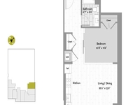 Studio, Chinatown - Leather District Rental in Boston, MA for $2,769 - Photo 1