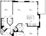 2 Bedrooms, Central Maverick Square - Paris Street Rental in Boston, MA for $3,060 - Photo 1