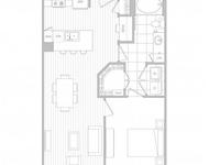 1 Bedroom, Perimeter Center Rental in Atlanta, GA for $1,226 - Photo 1
