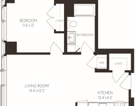 1 Bedroom, Seaport District Rental in Boston, MA for $4,665 - Photo 1