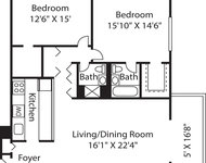 2BR at 4 Emerson Place Suite 8n - Photo 1