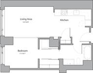 1 Bedroom, Shawmut Rental in Boston, MA for $2,965 - Photo 1