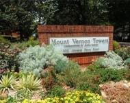 1 Bedroom, Mount Vernon Towers Condominiums Rental in Atlanta, GA for $2,050 - Photo 1