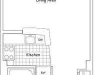 Studio, Seaport District Rental in Boston, MA for $2,694 - Photo 1
