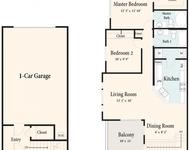 3 Bedrooms, Terra Vista Rental in Los Angeles, CA for $2,165 - Photo 1
