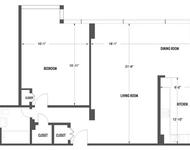 1 Bedroom, Woodley Park Rental in Washington, DC for $1,700 - Photo 1