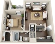 1 Bedroom, Fulton Rental in Atlanta, GA for $855 - Photo 1
