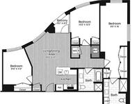 3 Bedrooms, Lyon Village Rental in Washington, DC for $4,682 - Photo 1