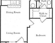 1 Bedroom, Wembley Hall Rental in Atlanta, GA for $935 - Photo 1