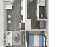 1 Bedroom, Downtown Boston Rental in Boston, MA for $2,618 - Photo 1