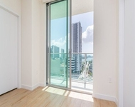 2 Bedrooms, Media and Entertainment District Rental in Miami, FL for $2,000 - Photo 1