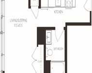 Studio, Seaport District Rental in Boston, MA for $2,455 - Photo 1