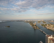 2 Bedrooms, Seaport Rental in Miami, FL for $2,999 - Photo 1