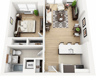 1 Bedroom, Manhattan Valley Rental in NYC for $3,017 - Photo 1