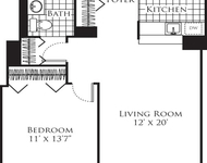 1 Bedroom, Hell's Kitchen Rental in NYC for $4,023 - Photo 1