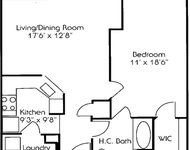 1 Bedroom, Hudson Rental in NYC for $2,368 - Photo 1