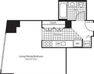 Studio, Colgate Center Rental in NYC for $2,829 - Photo 1