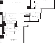 2 Bedrooms, Chelsea Rental in NYC for $7,185 - Photo 1