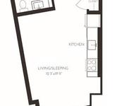 Studio, Seaport District Rental in Boston, MA for $2,244 - Photo 1