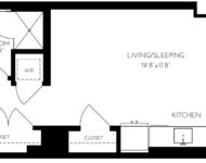 Studio, Seaport District Rental in Boston, MA for $2,825 - Photo 1