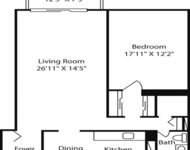 1 Bedroom, Downtown Boston Rental in Boston, MA for $2,825 - Photo 1