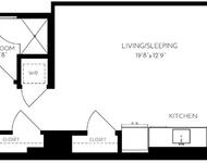 Studio, Seaport District Rental in Boston, MA for $3,183 - Photo 1