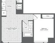 1 Bedroom, Seaport District Rental in Boston, MA for $3,435 - Photo 1