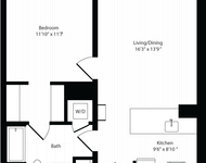 1 Bedroom, Harrison Lenox Rental in Boston, MA for $3,455 - Photo 1