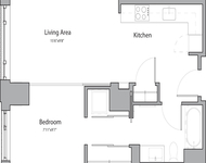 1 Bedroom, Shawmut Rental in Boston, MA for $3,275 - Photo 1