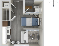 Studio, Downtown Boston Rental in Boston, MA for $2,450 - Photo 1