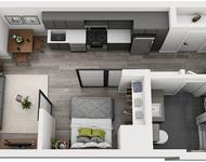 Studio, Shawmut Rental in Boston, MA for $2,764 - Photo 1