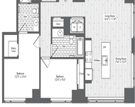 2 Bedrooms, Seaport District Rental in Boston, MA for $5,010 - Photo 1