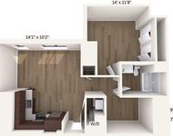 1 Bedroom, Downtown Boston Rental in Boston, MA for $3,640 - Photo 1