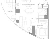 1 Bedroom, Newport Rental in NYC for $3,320 - Photo 2