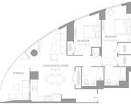 2 Bedrooms, Newport Rental in NYC for $4,200 - Photo 2