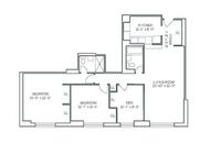 3 Bedrooms, Newport Rental in NYC for $4,070 - Photo 2