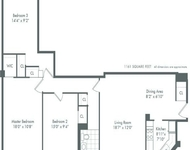 3 Bedrooms, Stuyvesant Town - Peter Cooper Village Rental in NYC for $5,415 - Photo 2
