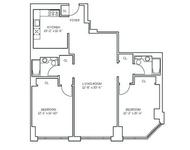2 Bedrooms, Newport Rental in NYC for $3,860 - Photo 2
