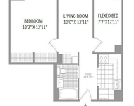 2 Bedrooms, Civic Center Rental in NYC for $3,400 - Photo 1