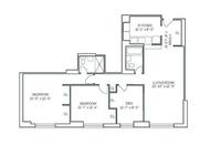3 Bedrooms, Newport Rental in NYC for $3,895 - Photo 2