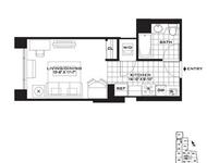 Studio, Newport Rental in NYC for $2,465 - Photo 2