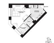 Studio, Newport Rental in NYC for $2,750 - Photo 2