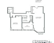 2 Bedrooms, Newport Rental in NYC for $2,895 - Photo 2